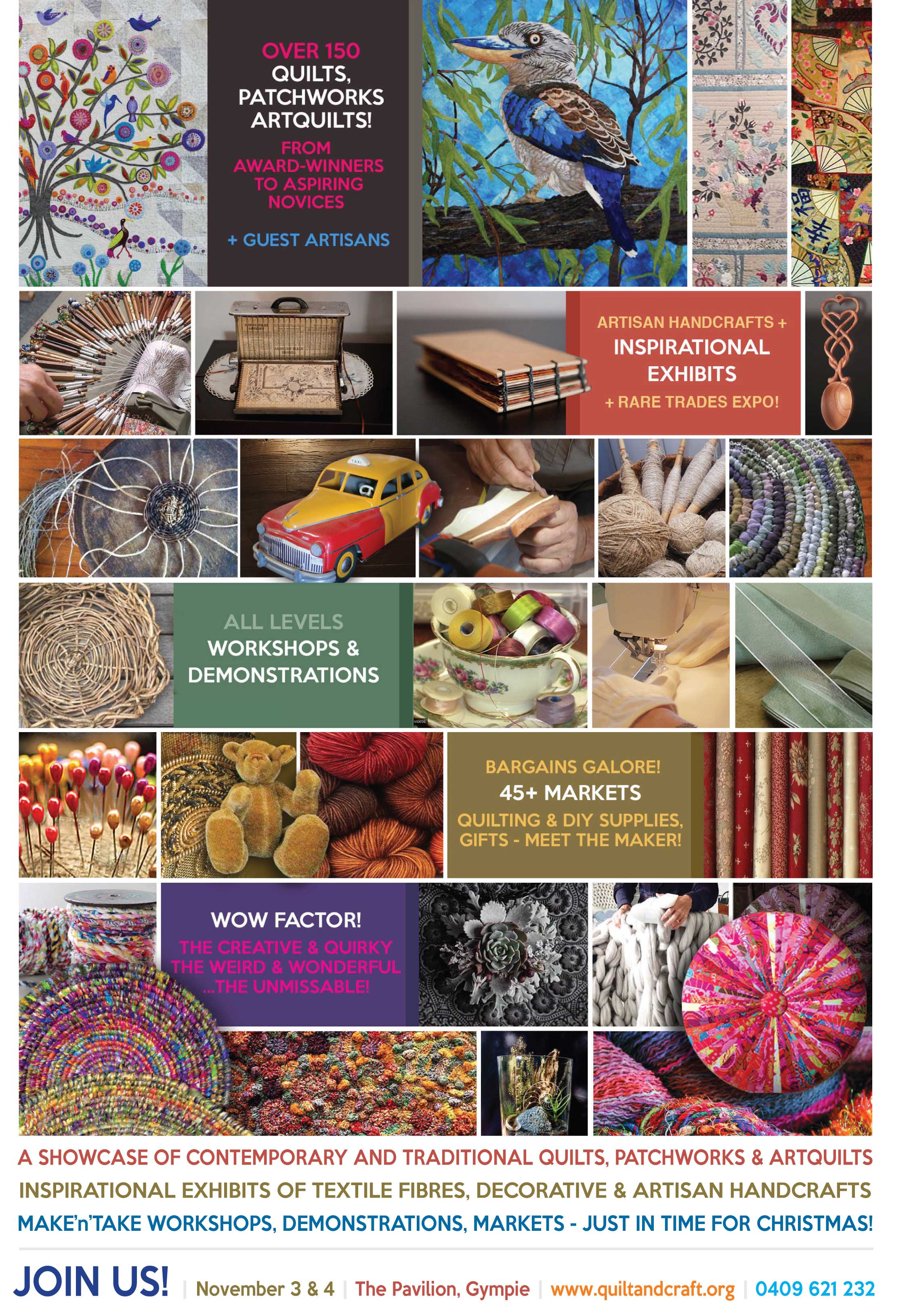 Quilts patchwork artquilts art love craft spinning exhibits